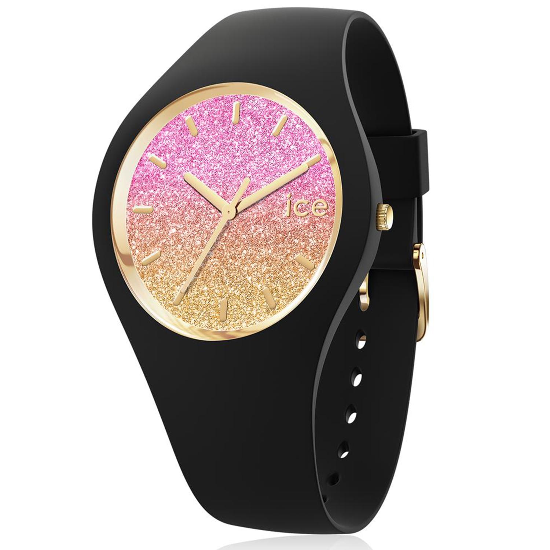 Ice-Watch_Women's_Lo_016905_Black_Silicone_Quartz_Fashion_Watch