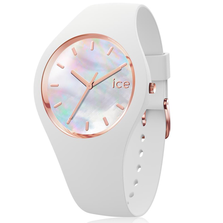 Ice-Watch_Women's_Pearl_016936_White_Silicone_Quartz_Fashion_Watch