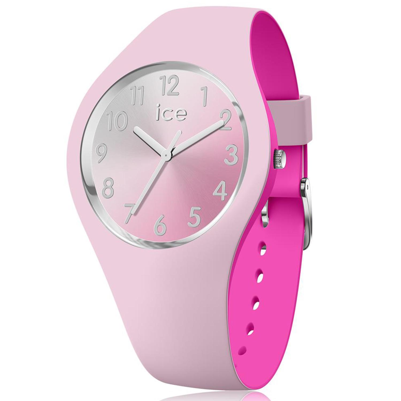 Ice-Watch_Women's_Duo_Chic_016979_Pink_Silicone_Quartz_Fashion_Watch
