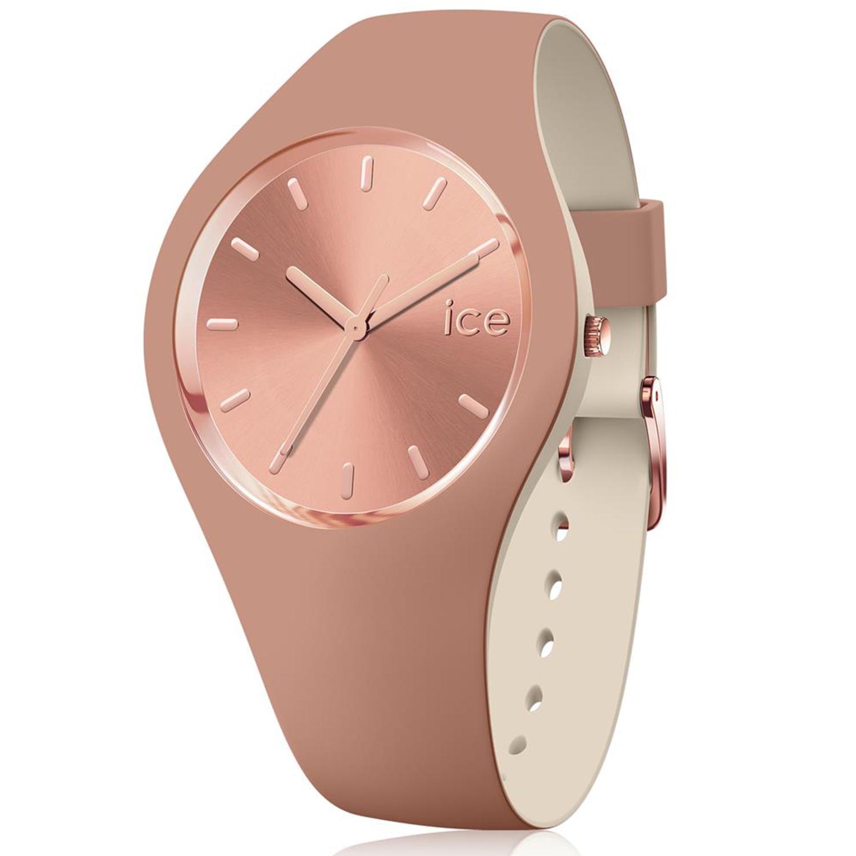 Ice-Watch_Women's_Duo_Chic_016980_Rose-Gold_Silicone_Quartz_Fashion_Watch