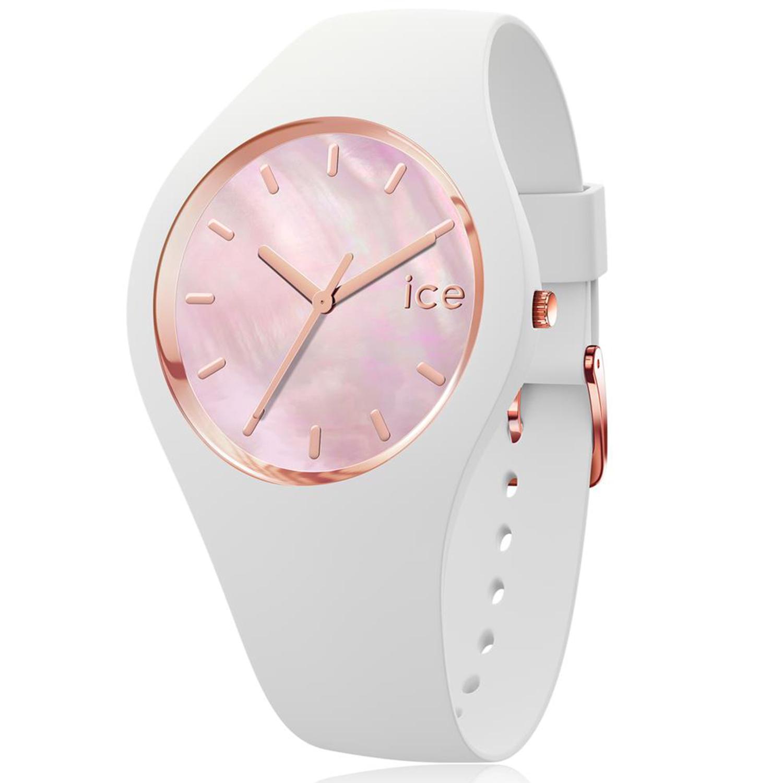 Ice-Watch_Women's_Pearl_017126_White_Silicone_Quartz_Fashion_Watch