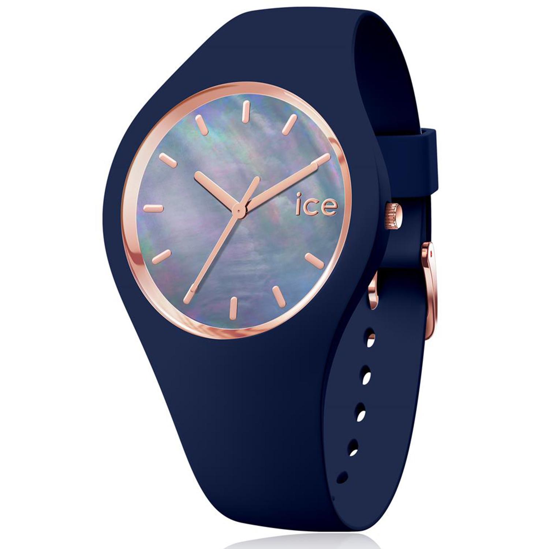 Ice-Watch_Women's_Pearl_017127_Blue_Silicone_Quartz_Fashion_Watch