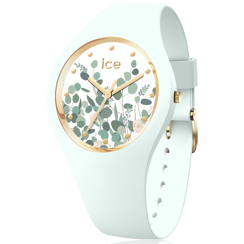 Ice-Watch_Women's_Flower_017581_Green_Silicone_Quartz_Fashion_Watch