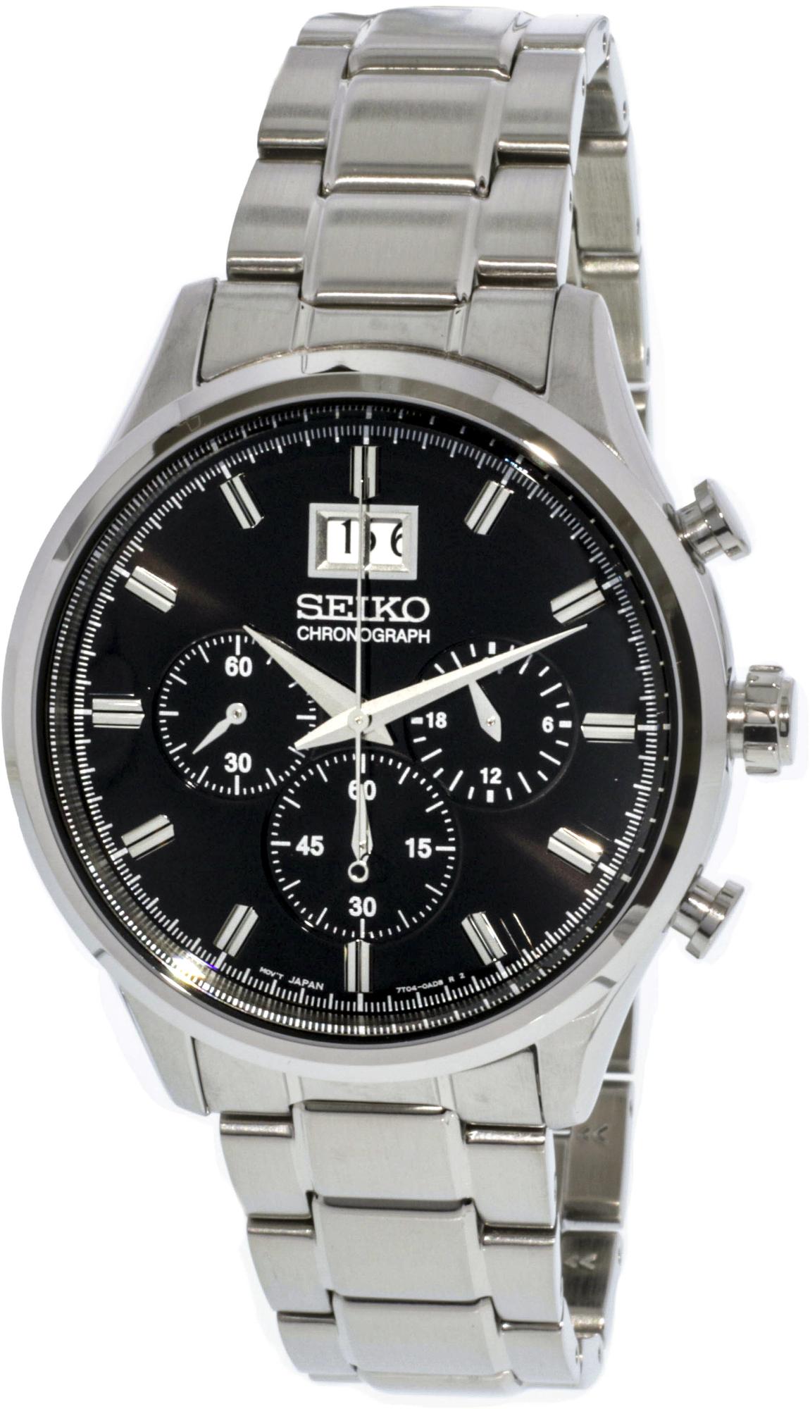 Seiko_Men's_SPC083_Black_Stainless-Steel_Japanese_Quartz_Fashion_Watch