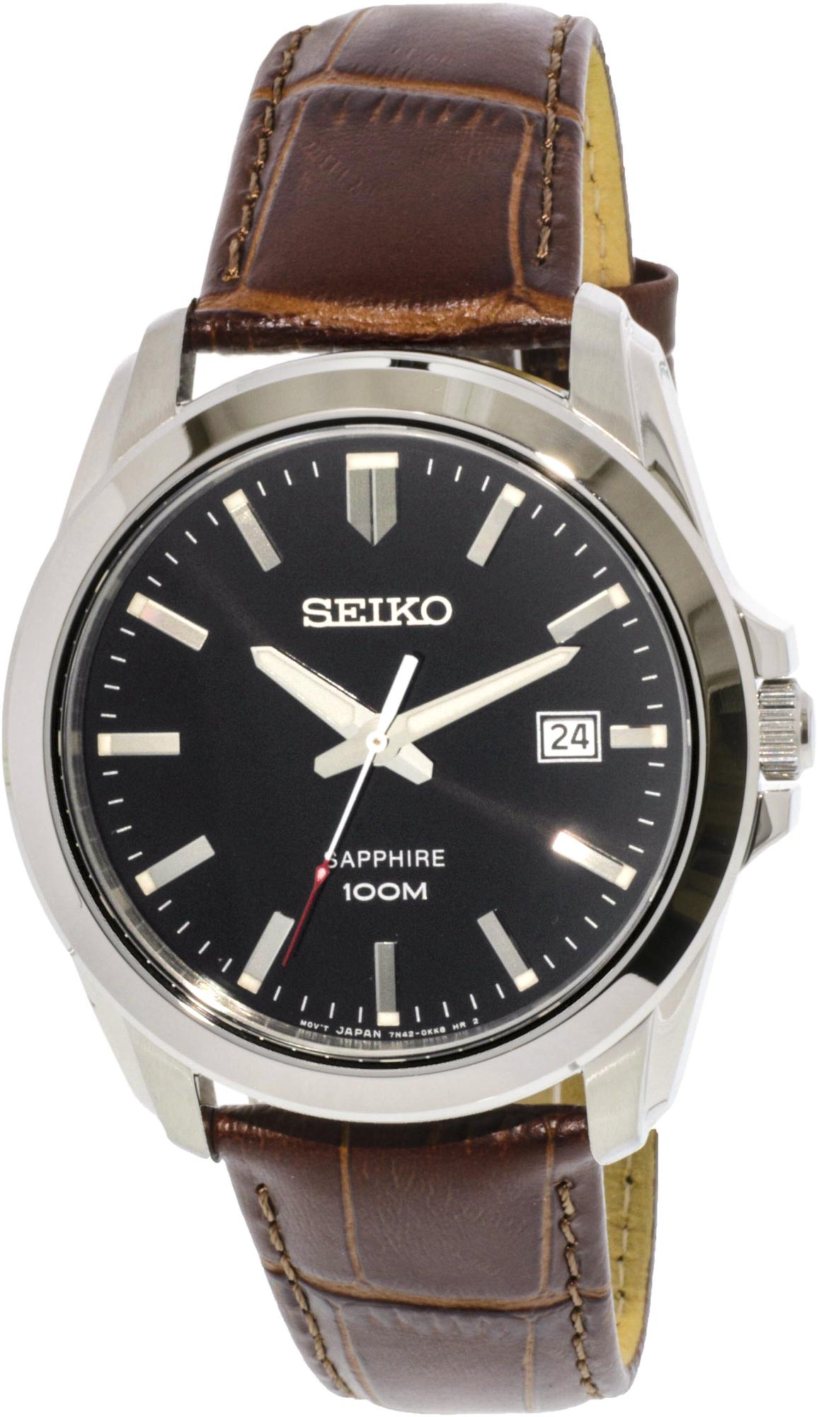 Seiko_Men's_SGEH49P2_Silver_Calf_Skin_Japanese_Quartz_Dress_Watch
