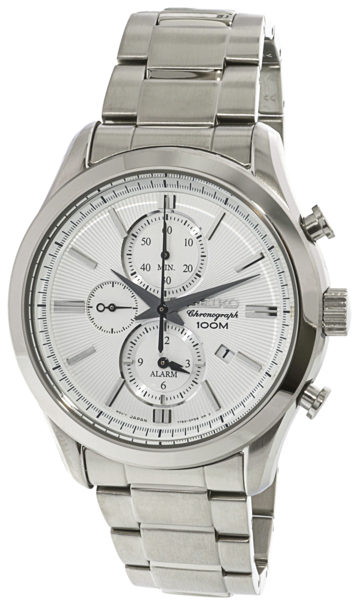 Seiko_Men's_SNAF63_Silver_Stainless-Steel_Japanese_Chronograph_Fashion_Watch
