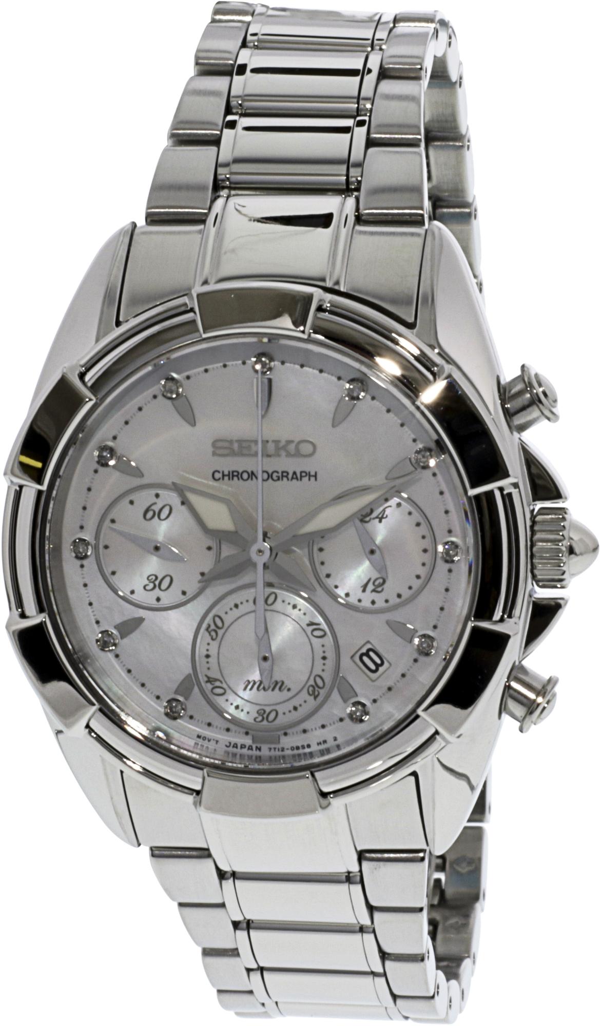 Seiko_SRW807_Silver_Fashion_Watch