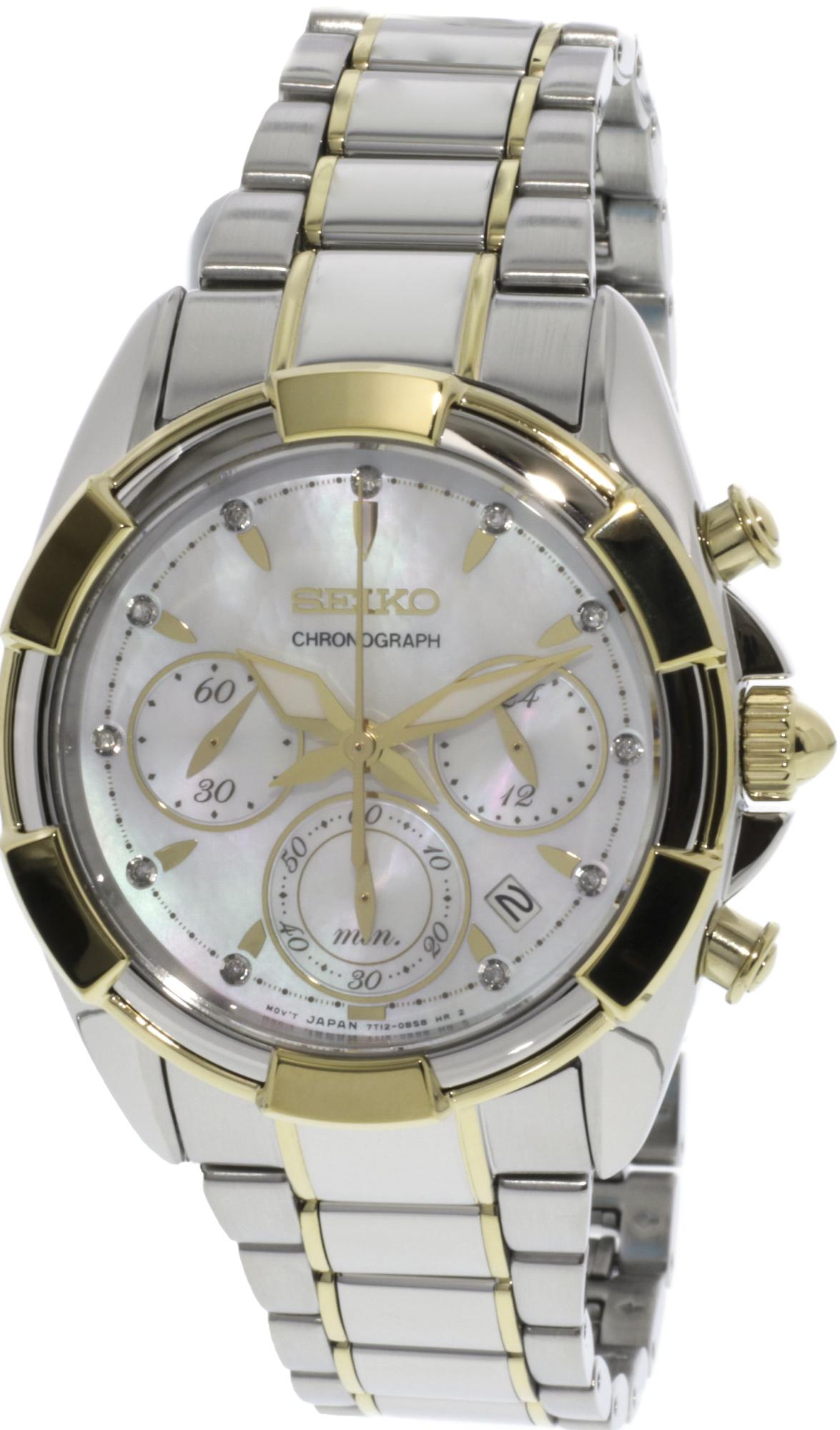 Seiko_Women's_SRW808_Silver_Stainless-Steel_Japanese_Chronograph_Fashion_Watch
