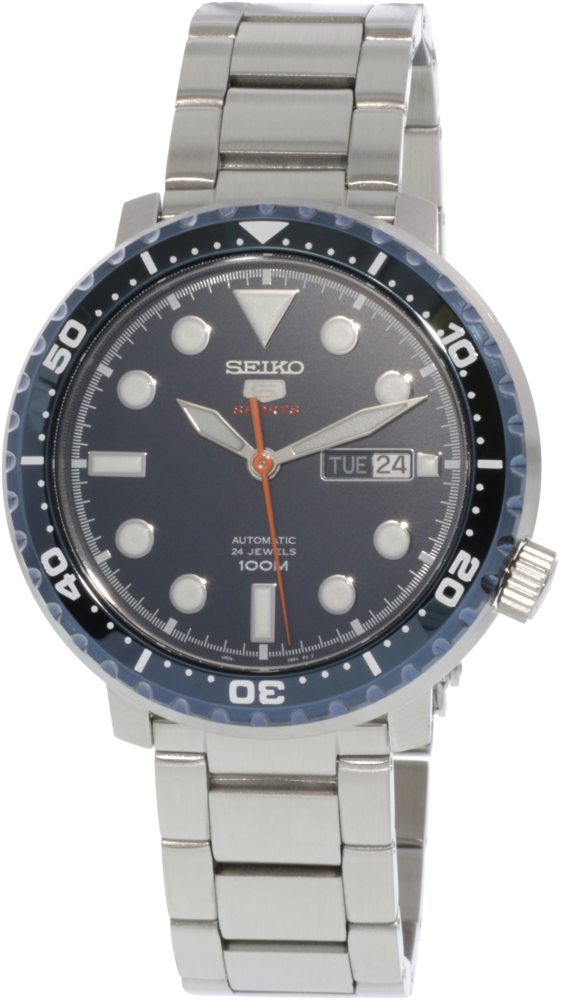 Seiko_Men's_SRPC63K_Silver_Stainless-Steel_Automatic_Sport_Watch