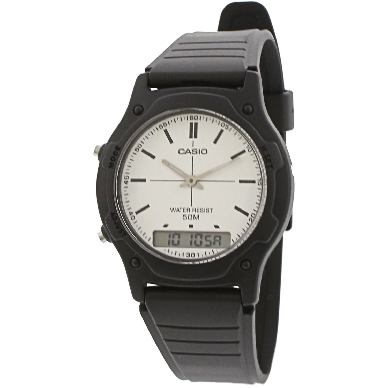 Casio_Mens_Core_aw49h7ev_Black_Resin_Japanese_Quartz_Fashion_Watch