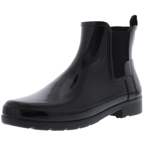 Hunter Original Refined Chelsea Rain Boot
