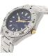 Pulsar Men's PXD681X Silver Stainless-Steel Quartz Watch - Side Image Swatch