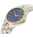 Pulsar Men's PXD780 Gold Stainless-Steel Quartz Watch - Side Image Swatch