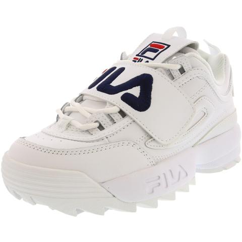 Fila Women's Disruptor Ii Applique Ankle-High Walking Shoe