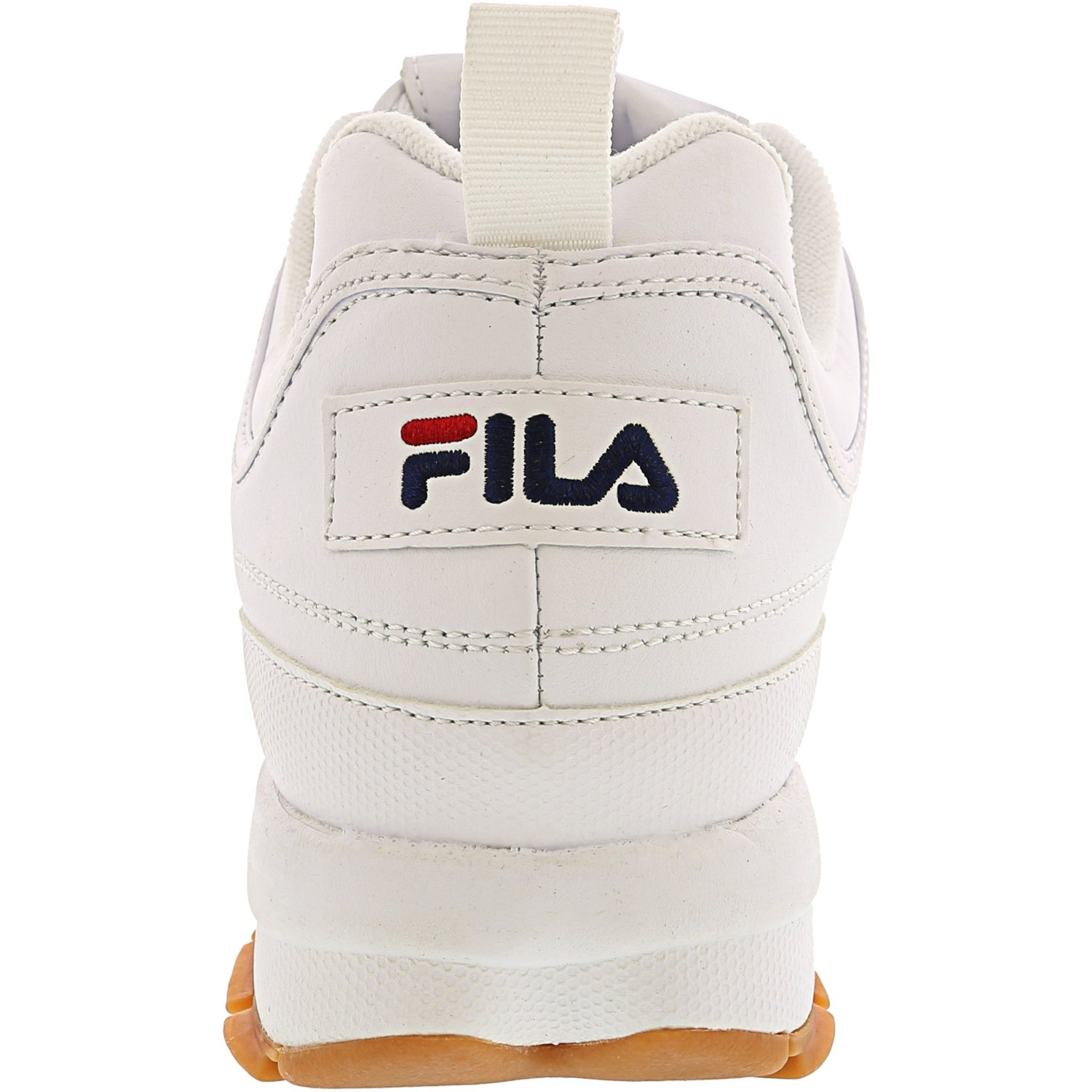 Fila-Men-039-s-Disruptor-Ii-Premium-Ankle-High-Patent-Leather-Fashion-Sneaker thumbnail 27