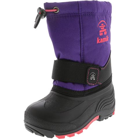 Kamik Rocket Mid-Calf Snow Boot