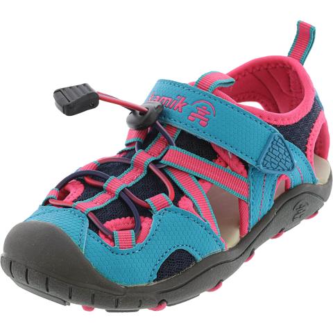 Kamik Girl's Electro Ankle-High Sandal
