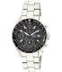 Seiko Men's Tachymeter SND253 Silver Stainless-Steel Quartz Watch - Main Image Swatch
