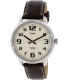 Timex Men's Elevated Classics T28201 Black Leather Quartz Watch - Main Image Swatch