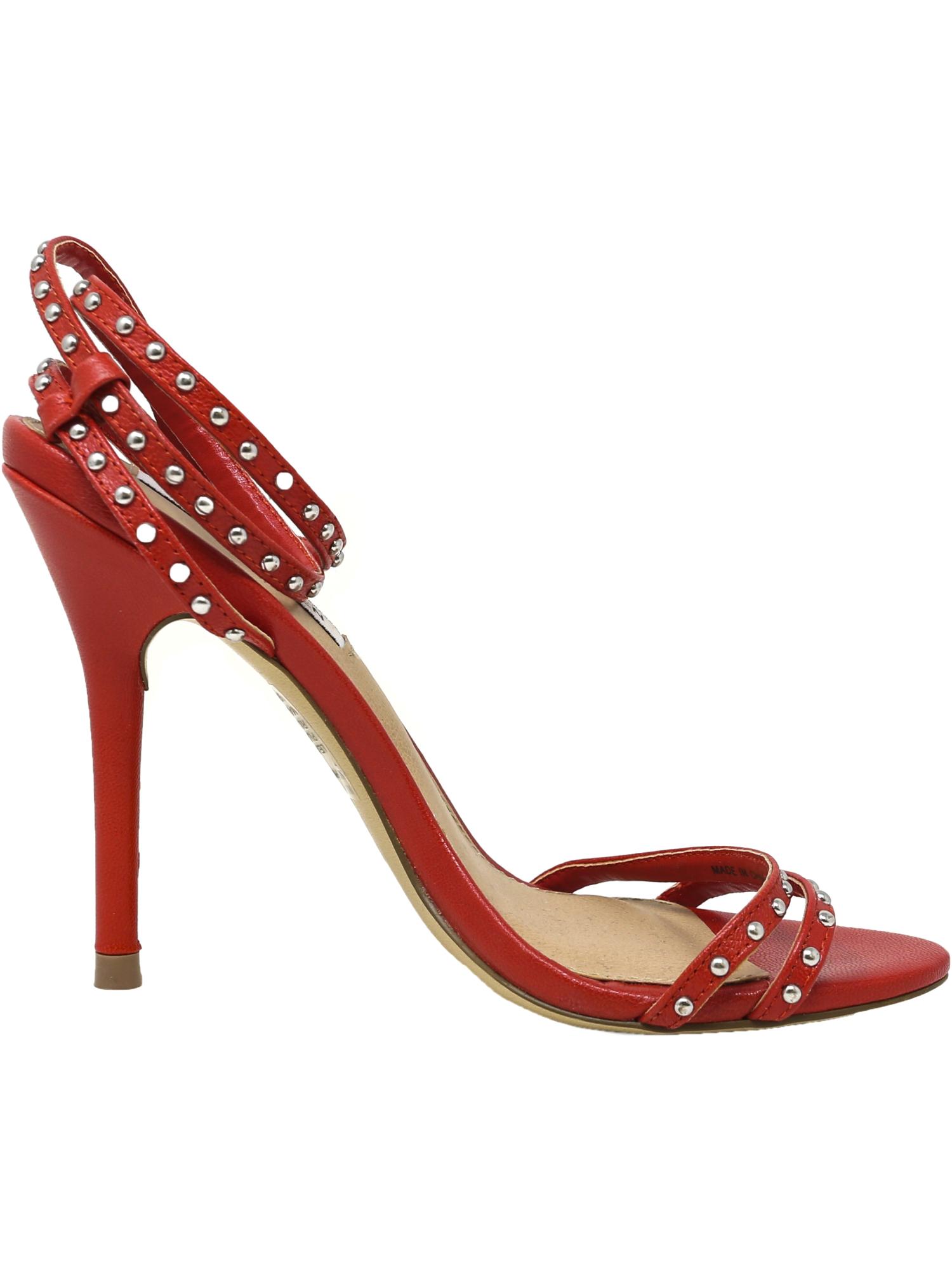 Steve-Madden-Women-039-s-Wish-Ankle-High-Pump