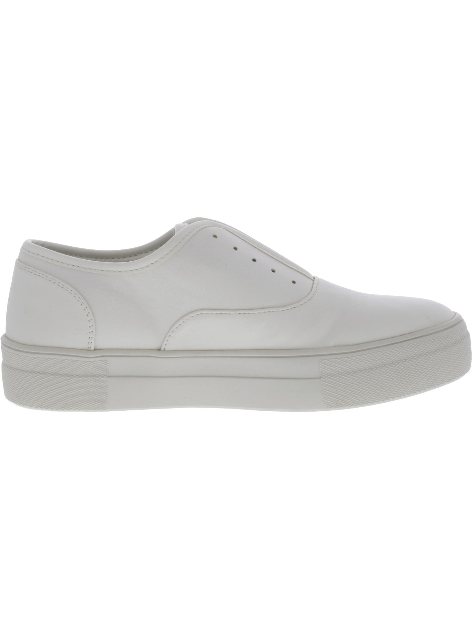 Steve-Madden-Women-039-s-Passive-Ankle-High-Slip-On-Shoes thumbnail 8