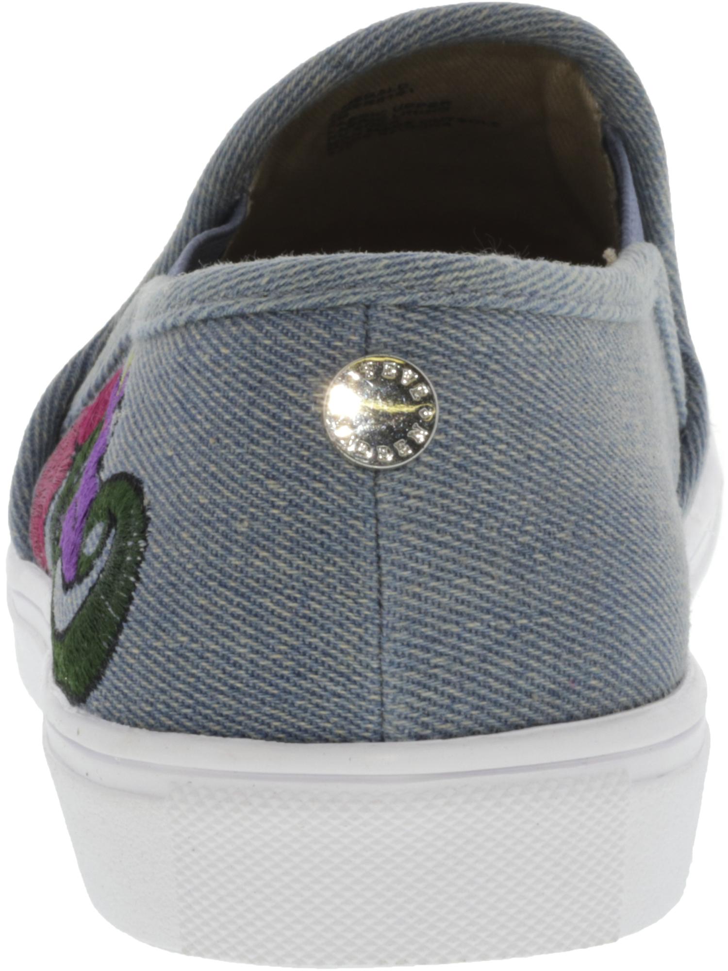 158f7b916ab Steve Madden Women s Emerald Ankle-High Fabric Slip-On Shoes