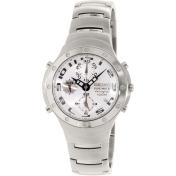 Seiko Men's SDWG45 Silver Stainless-Steel Quartz Watch