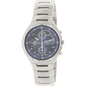 Seiko Men's SND079 Silver Stainless-Steel Quartz Watch