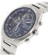 Seiko Men's SND079 Silver Stainless-Steel Quartz Watch - Side Image Swatch