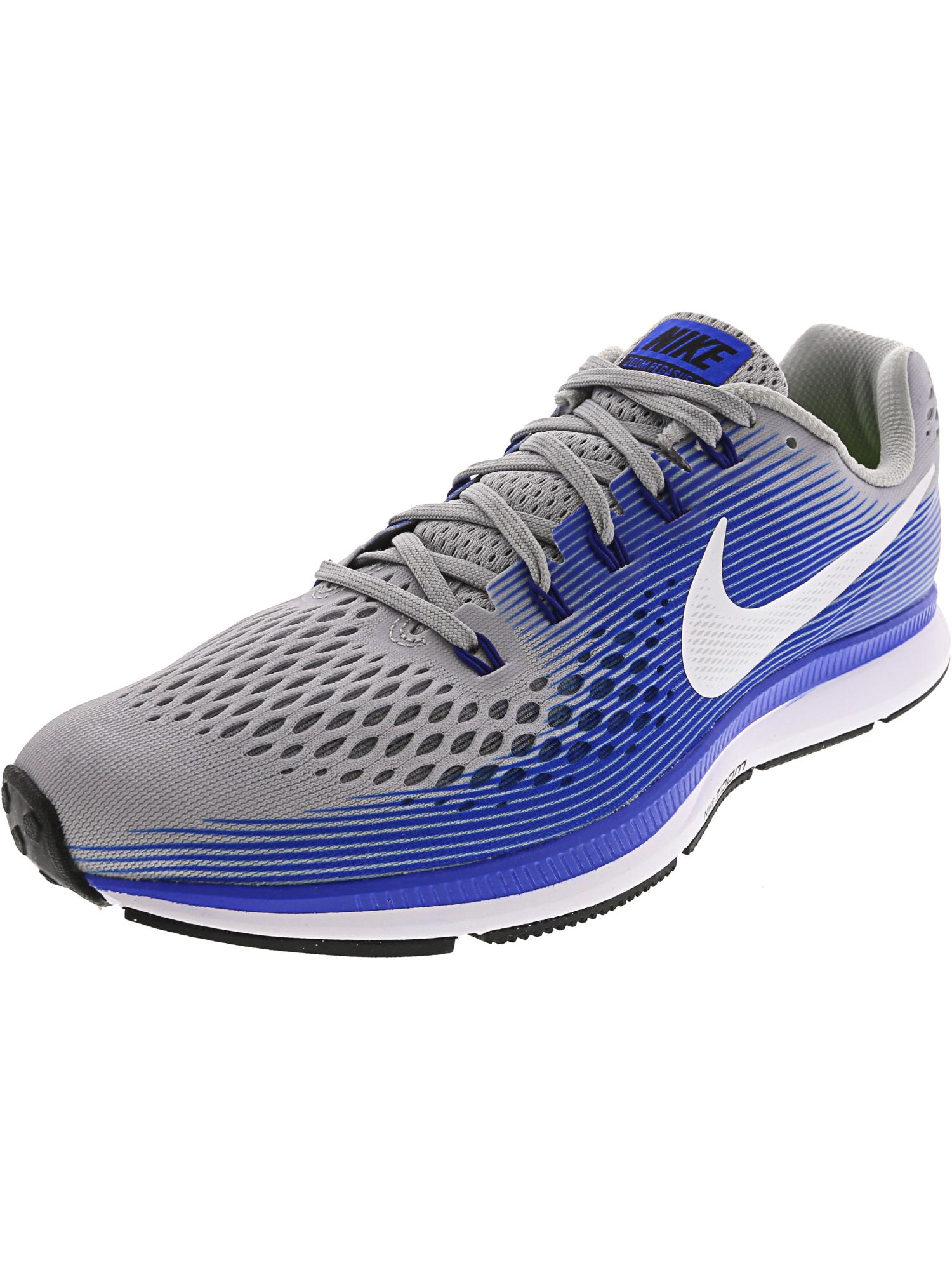 0b86d4e1fd20 Nike Men s Air Zoom Pegasus 34 Ankle-High Running Shoe