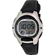 Casio Women's LW200-1AV Black Resin Quartz Watch