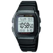 Casio Men's Core W96H-1BV Black Resin Quartz Watch