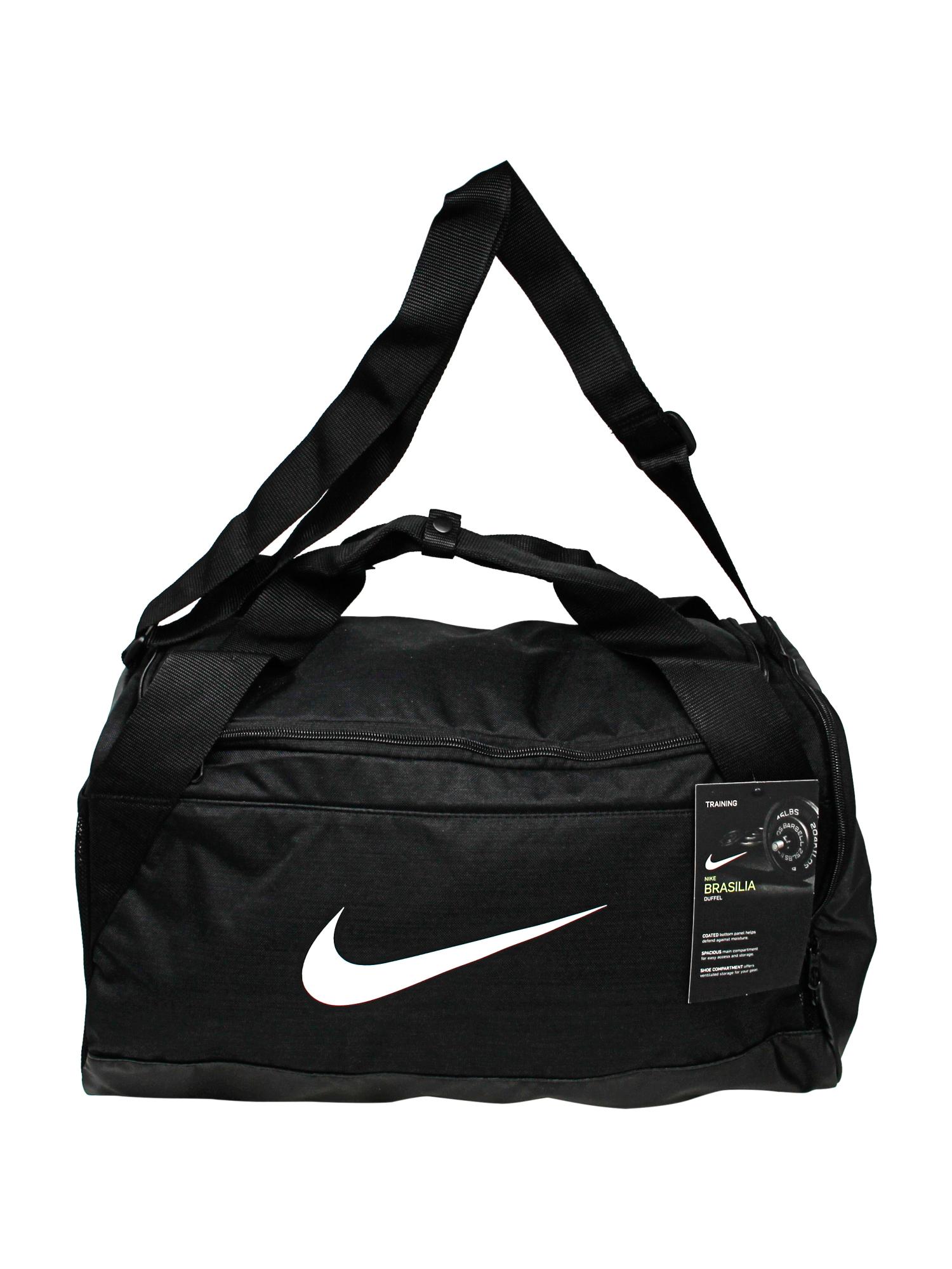 Nike-Brasilia-Small-Duffel-Polyester-Duffle-Bag-Hobo thumbnail 27693ff2aa58d