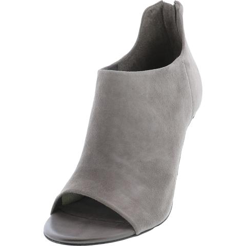 Bernardo Women's Heather Ankle-High Suede Boot