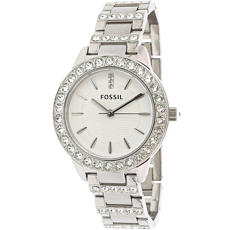 Fossil_Womens_Jesse_ES2362_Silver_StainlessSteel_Japanese_Quartz_Dress_Watch