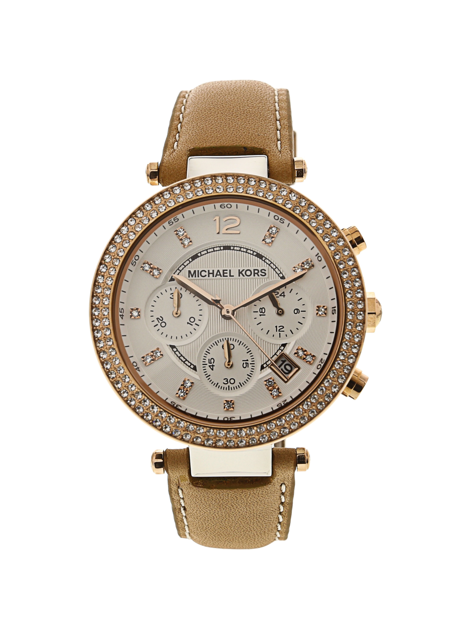 Michael-Kors-Women-039-s-Parker-Fashion-Watch