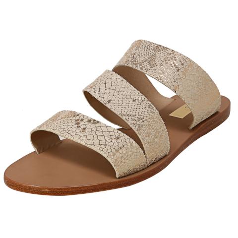 Kaanas Women's Manaus Leather Sandal