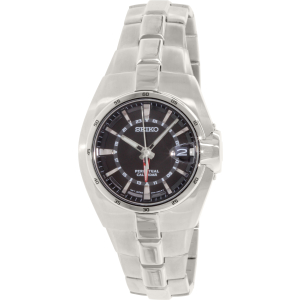 Seiko Men's SLT081 Silver Stainless-Steel Quartz Watch