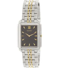 Seiko Men's SUJ895 Silver Stainless-Steel Quartz Watch