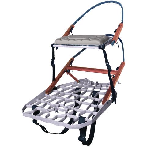 Lone Wolf Treestands Hand Climber II Combo Aluminum Platform, Full Sized Platform, Lightweight, Mobile Hunting