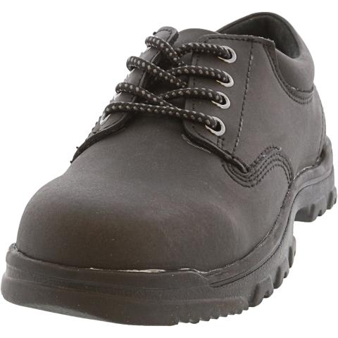 Academie Gear Boy's Tuffex Ankle-High Leather Oxford