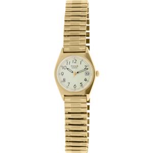 Pulsar Women's PF4002 Gold Stainless-Steel Quartz Watch