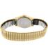Pulsar Women's PF4002 Gold Stainless-Steel Quartz Watch - Back Image Swatch