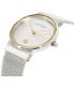 Skagen Women's Classic 355SGSC Silver Stainless-Steel Quartz Watch - Side Image Swatch