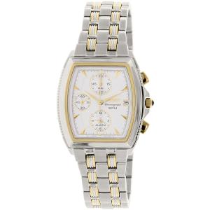 Seiko Men's SNA610 Gold Stainless-Steel Quartz Watch