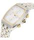 Seiko Men's SNA610 Gold Stainless-Steel Quartz Watch - Side Image Swatch
