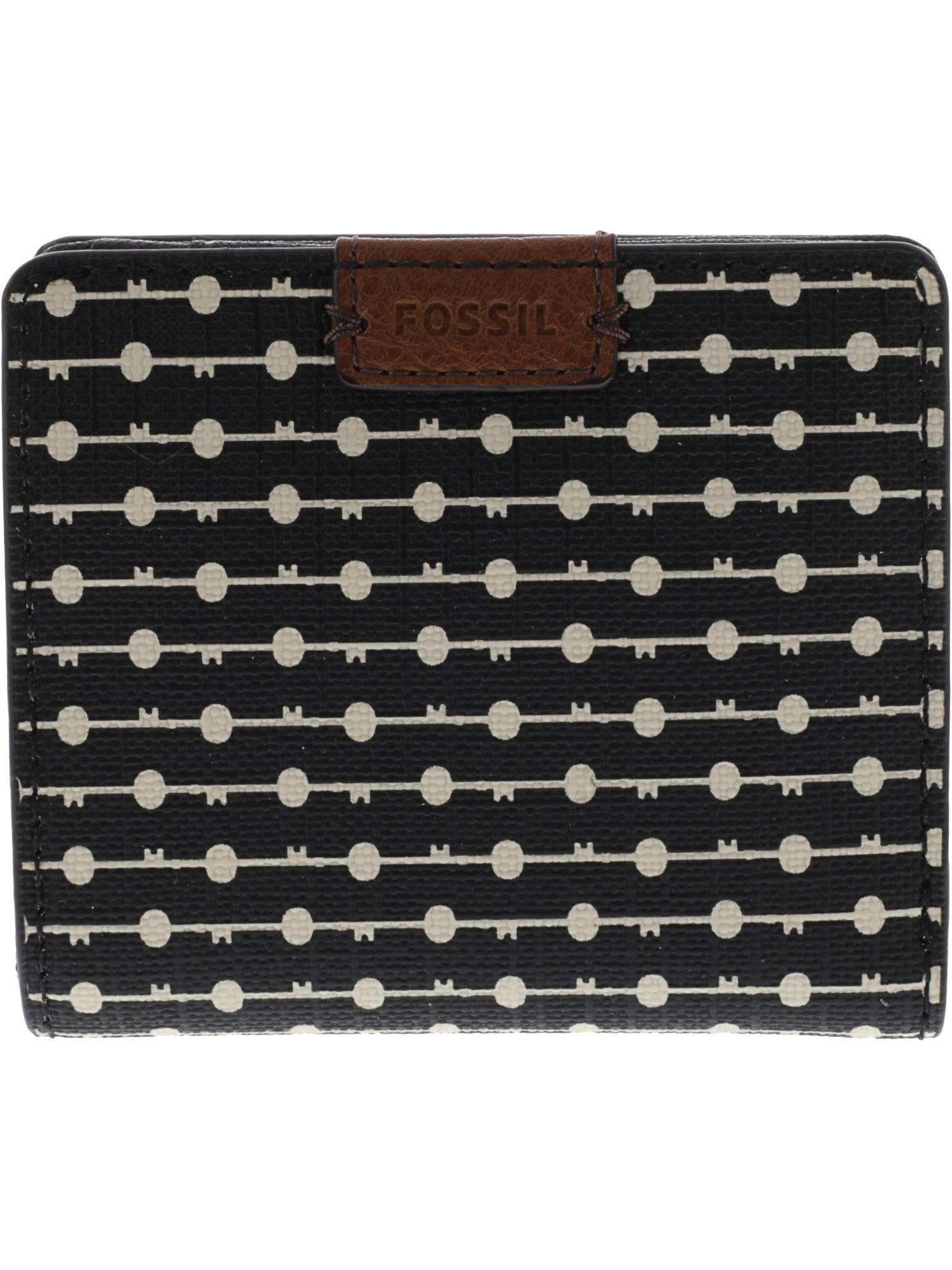 Fossil-Women-039-s-Emma-Rfid-Mini-Leather-Wallet thumbnail 7