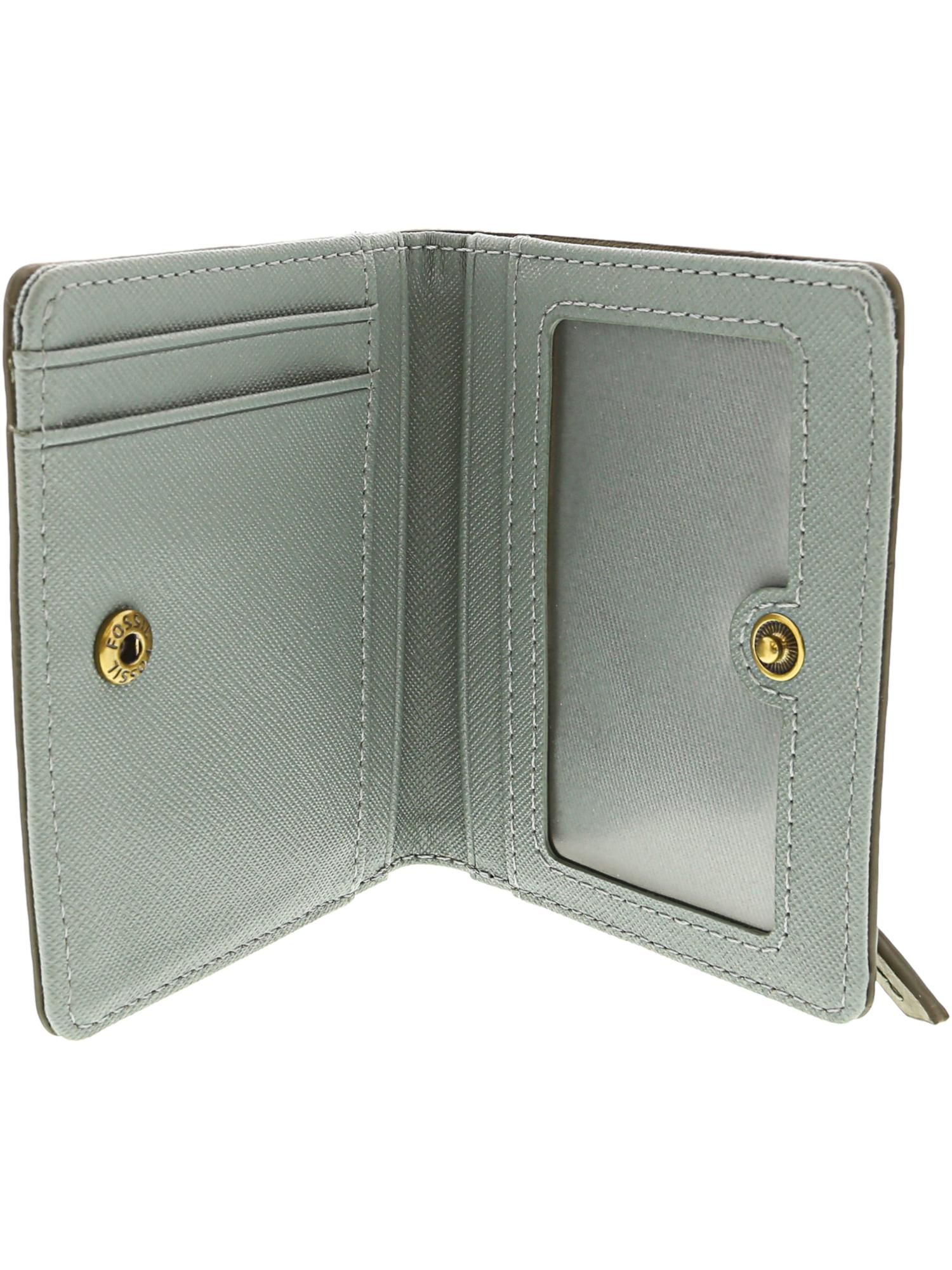 Fossil-Women-039-s-Emma-Rfid-Mini-Leather-Wallet thumbnail 34