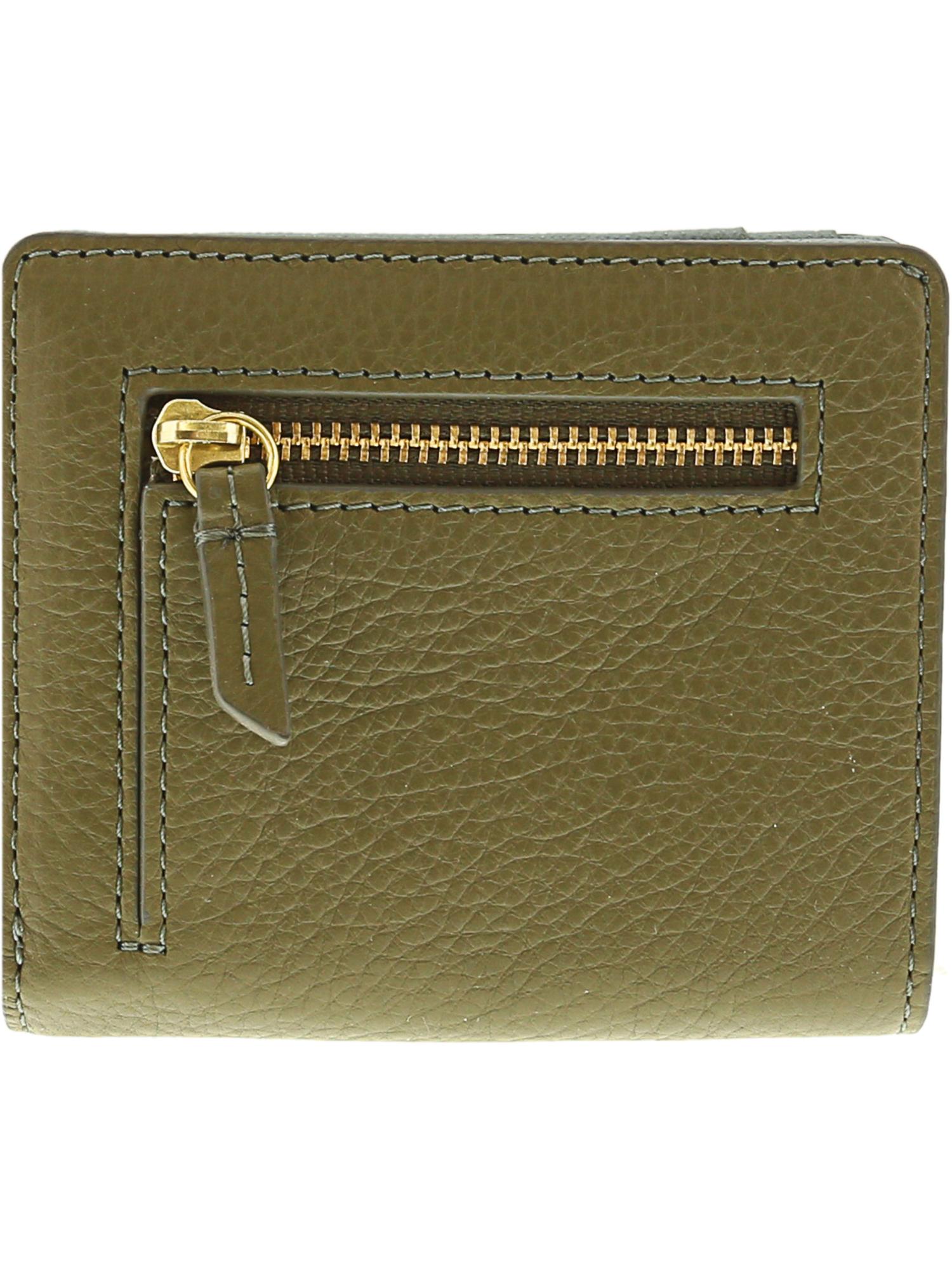 Fossil-Women-039-s-Emma-Rfid-Mini-Leather-Wallet thumbnail 35