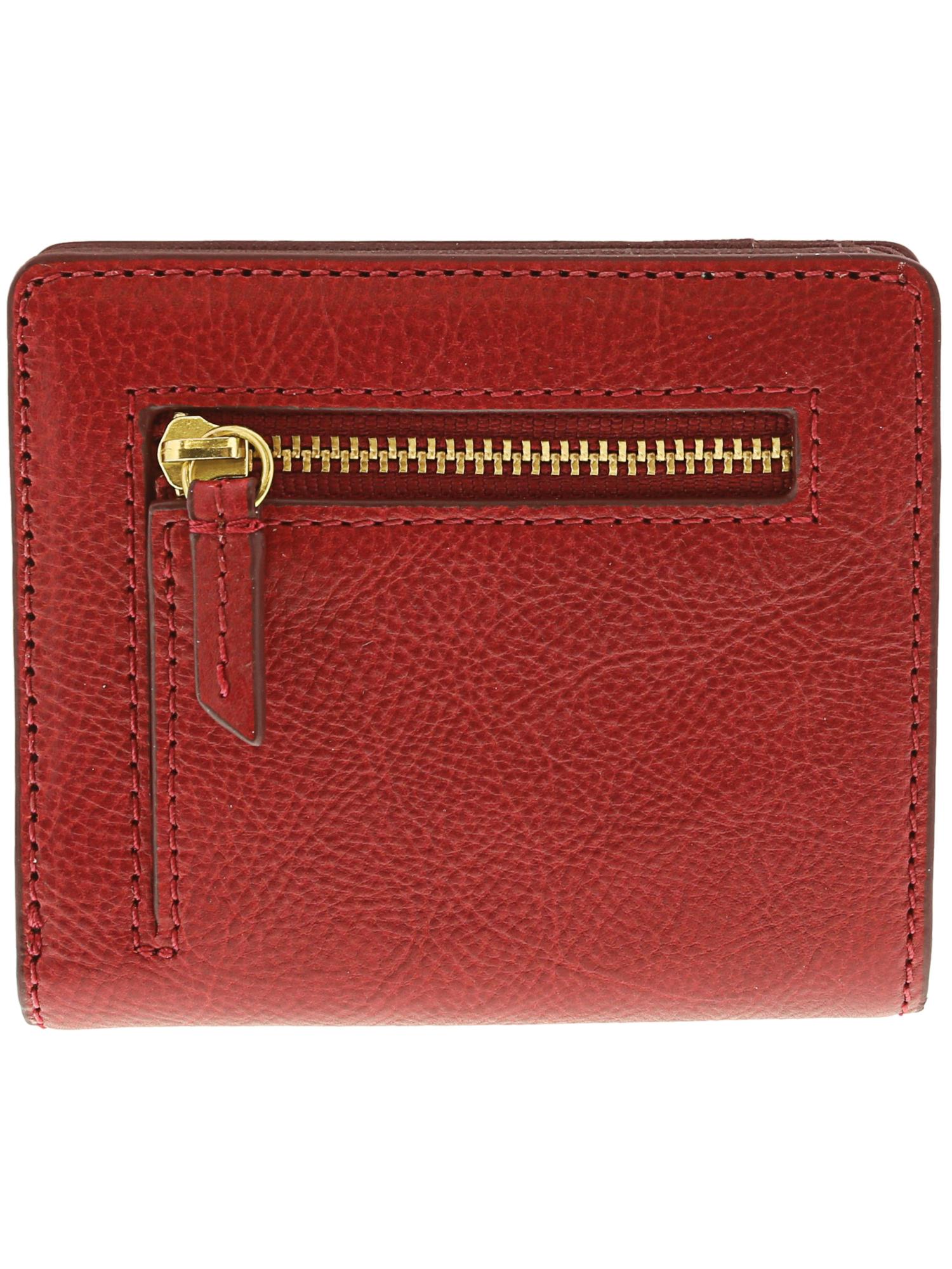 Fossil-Women-039-s-Emma-Rfid-Mini-Leather-Wallet thumbnail 32